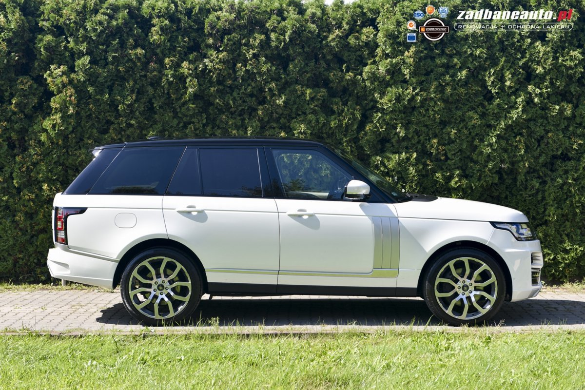 Range Rover Vogue Supercharged Arden