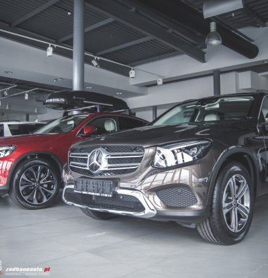 Mercedesy GLC