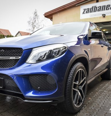 Mercedes GLE Coupe 43 AMG