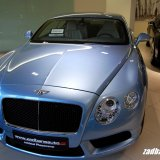 Bentley Blue, Bentley Warszawa