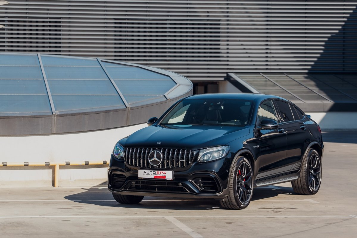 Mercedes GLC Coupe 63S AMG
